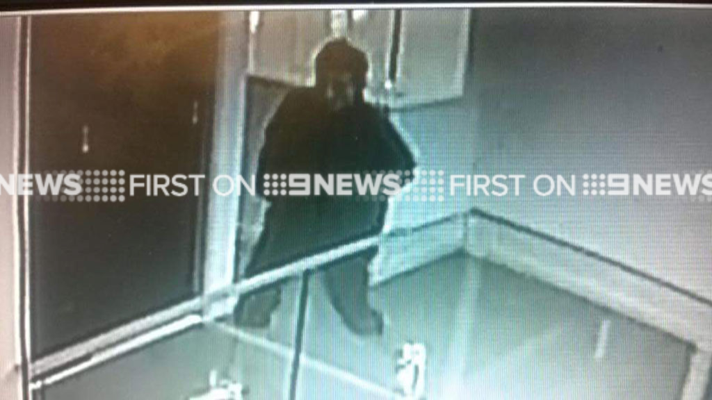 Police are hunting two men in connection with the string of crimes. (9NEWS)