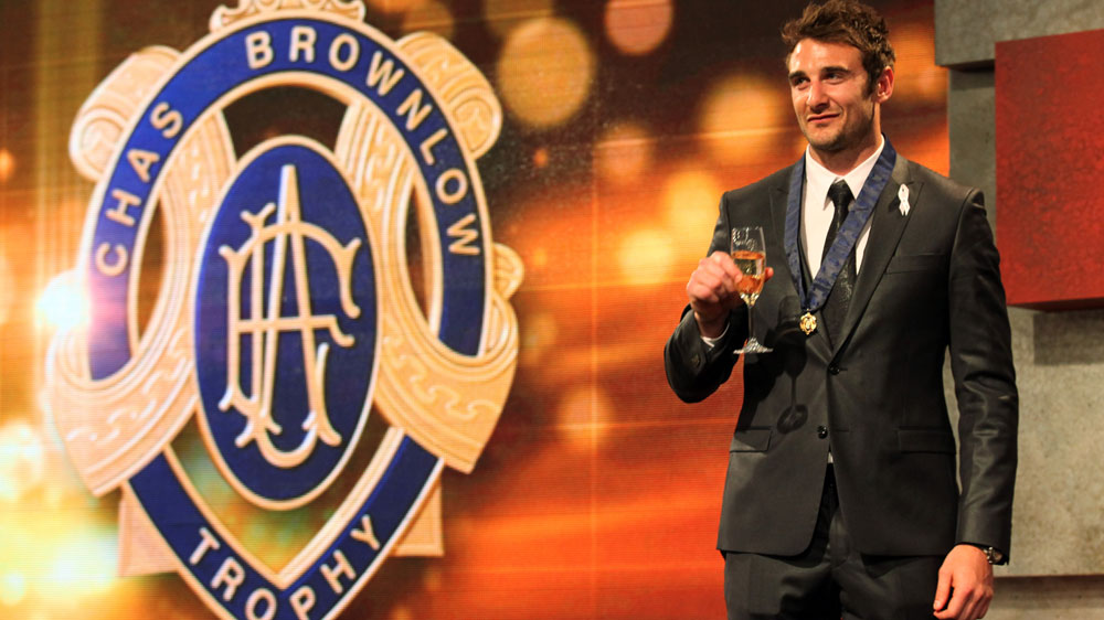 AFL CEO says Jobe Watson's 2012 Brownlow Medal will be reviewed