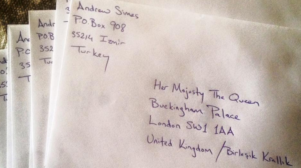 Queen remembered man who sent her Christmas cards for 49 years