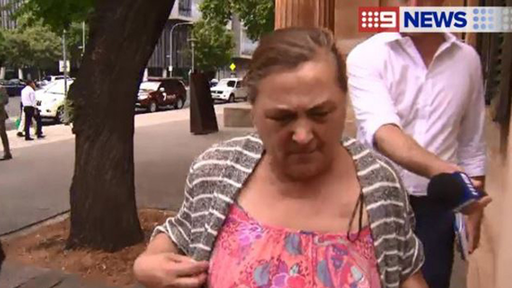 South Australian grandmother remanded in custody for allegedly helping son cover up murder of Jody Meyers