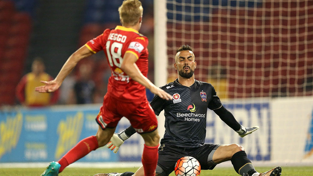 Birighitti saves Newcastle blushes in draw