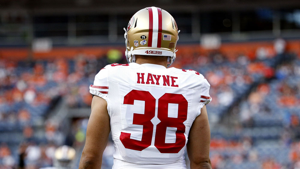 Hayne rules out reviving his NRL career