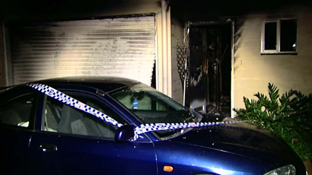 Moreton Bay family loses everything in unit fire a week before Christmas
