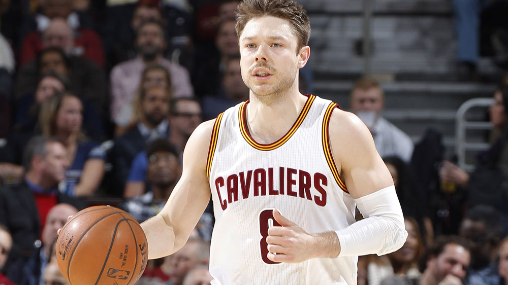 Matthew Dellavedova. (Getty-file)
