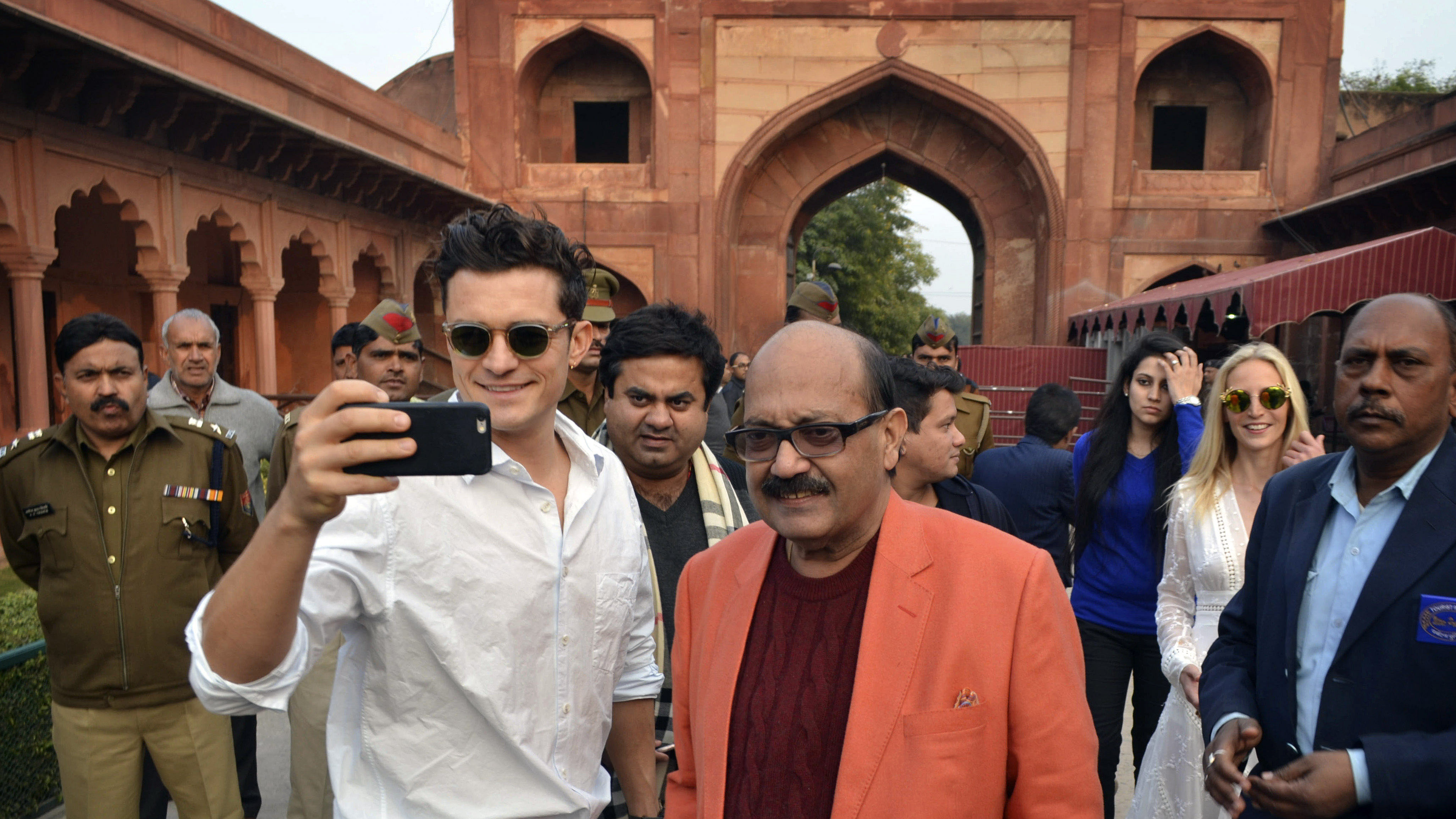 Orlando Bloom deported from India despite being invited by government