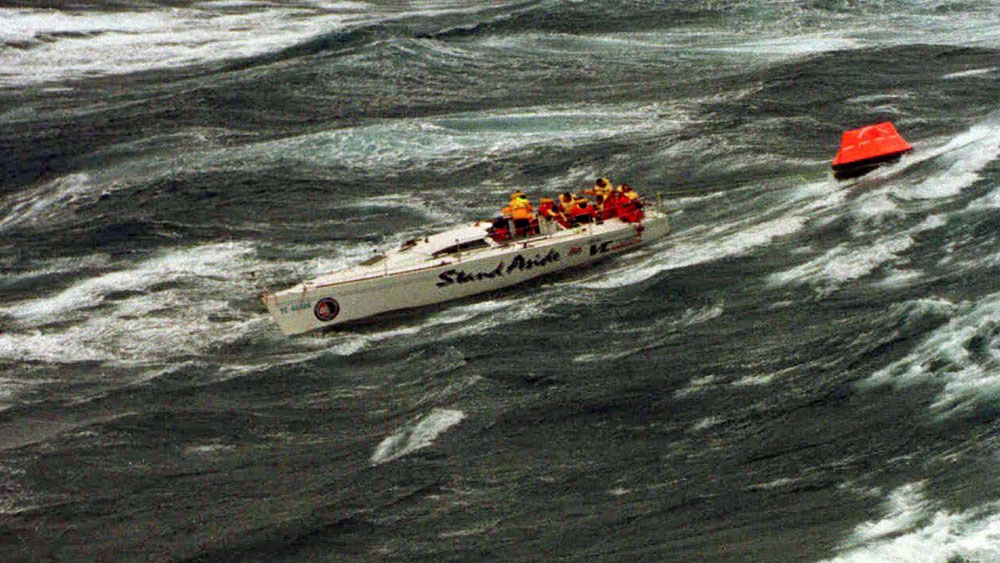 Wild weather predicted for Sydney to Hobart Yacht Race