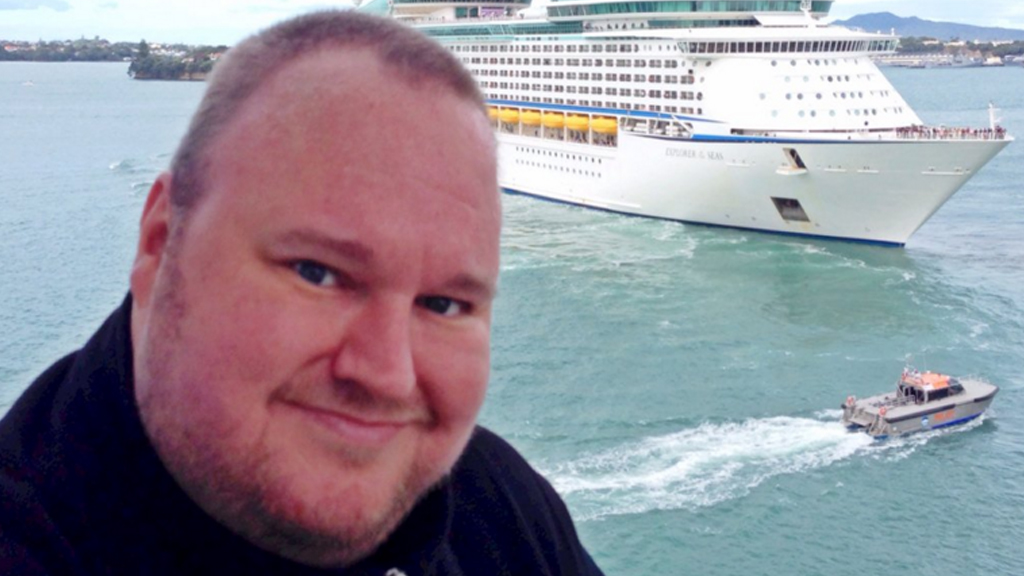 Accused Internet piracy mogul Kim Dotcom eligible to be extradited to US after NZ ruling