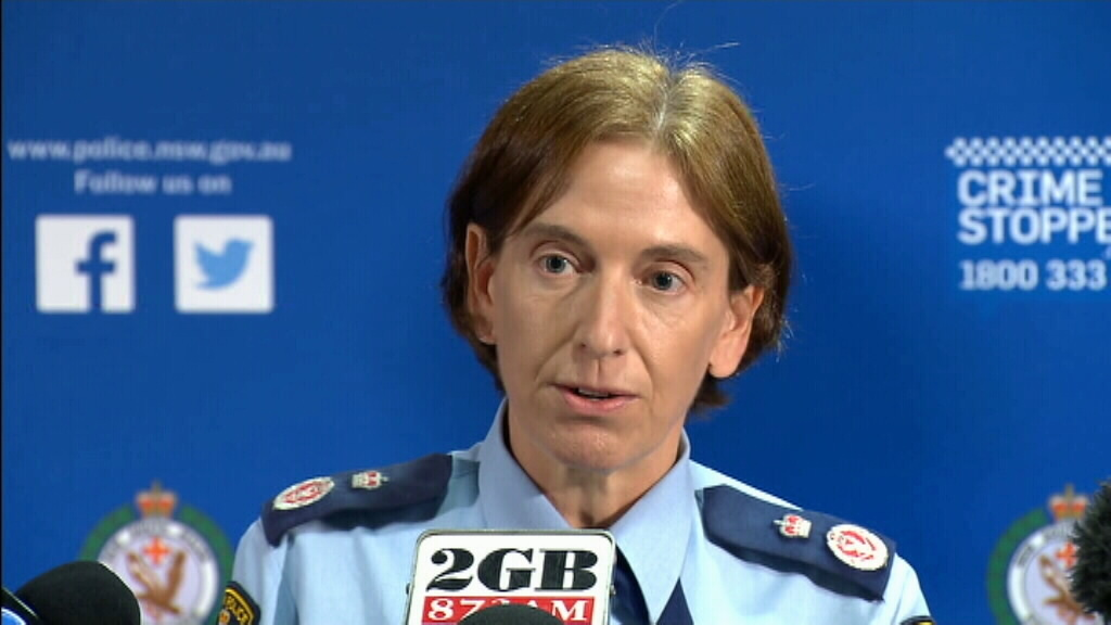 Catherine Burn confirms application for top NSW cop job