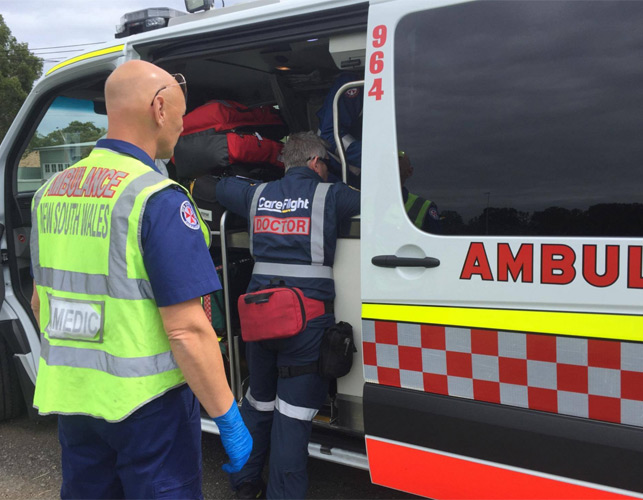 NSW teen unconscious after nasty hoverboard accident