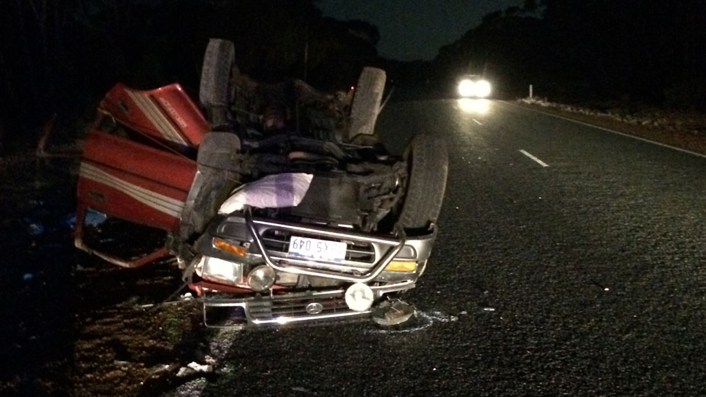 Girl killed in vehicle rollover in Western Australia takes holiday road toll to nine