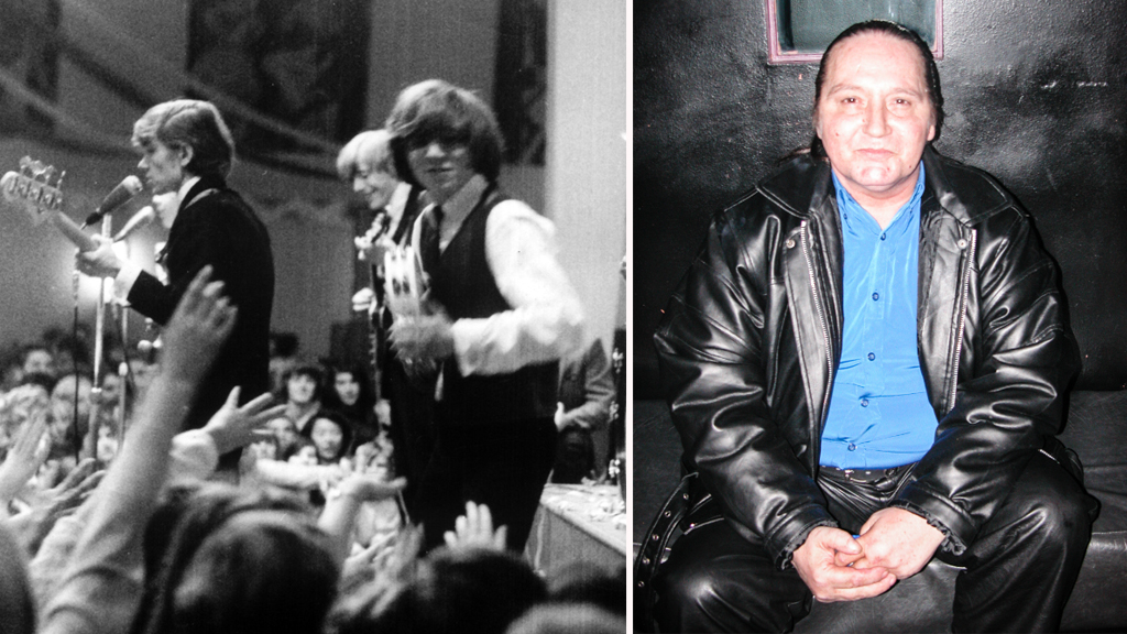 Public funeral farewell for rock legend Stevie Wright