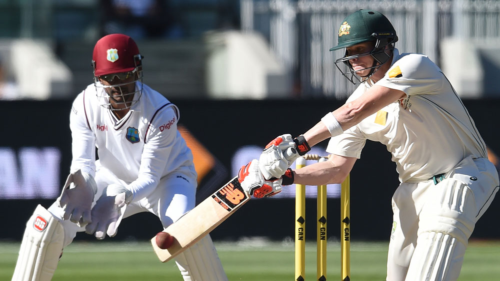 Windies fire up, Aust well on top at MCG