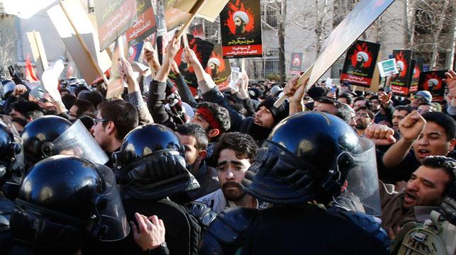 Saudi Arabia severes ties with Iran