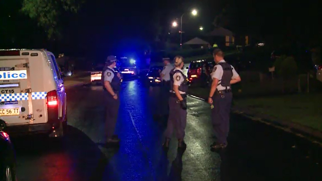 Two women charged after man dies following fight at Claymore, in Sydney's southwest