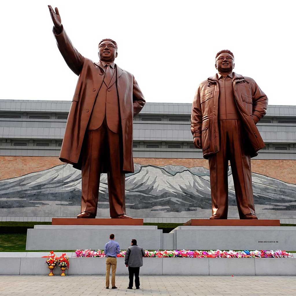 North Korea wears supposed hydrogen bomb as 'badge of honour'