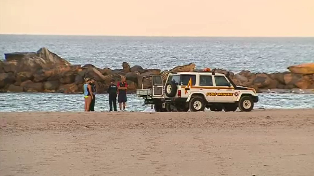 Woman's body found at Glenelg in Adelaide