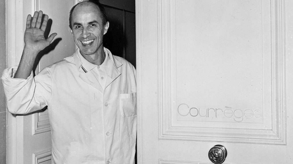 Legendary French fashion designer André Courrèges dies at the age of 92
