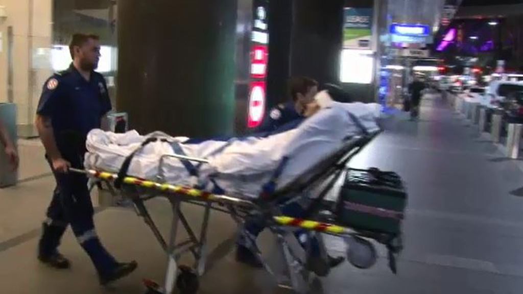Police appeal for witnesses after man seriously injured in Sydney CBD hotel brawl