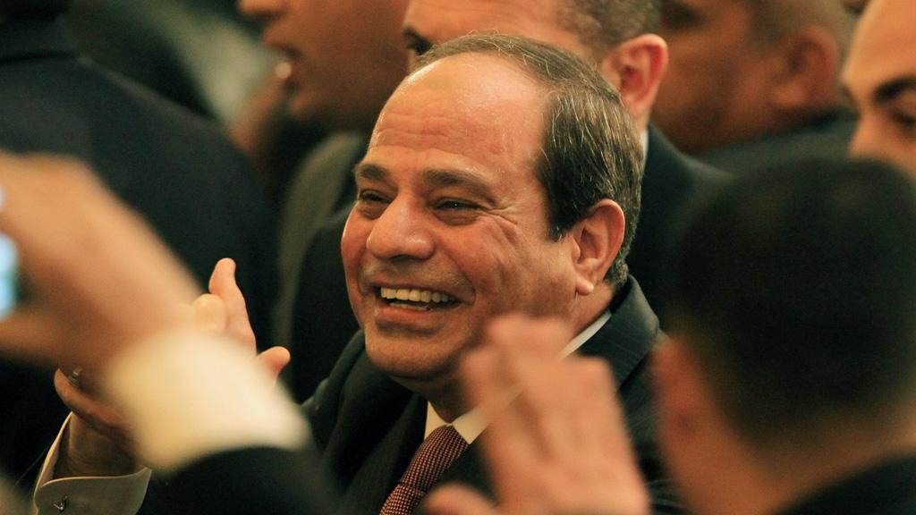 Egypt's first parliament since 2012 sworn in under President Abdel Fattah al-Sisi