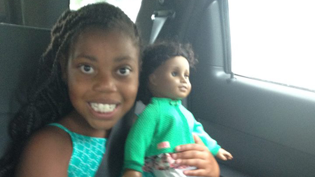 Ten-year-old girl with heart defect asks toy company to make a doll which looks more like her
