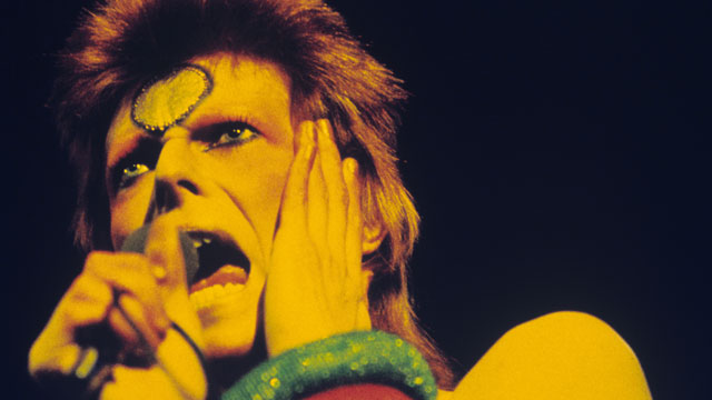 <p><strong>David Bowie revolutionised music in his eclectic 40-plus-year career. We take a look back at some of his most iconic moments. </strong></p><p>Bowie performs live on stage at Earls Court Arena on May 12 1973 during the Ziggy Stardust tour. (Getty)</p>