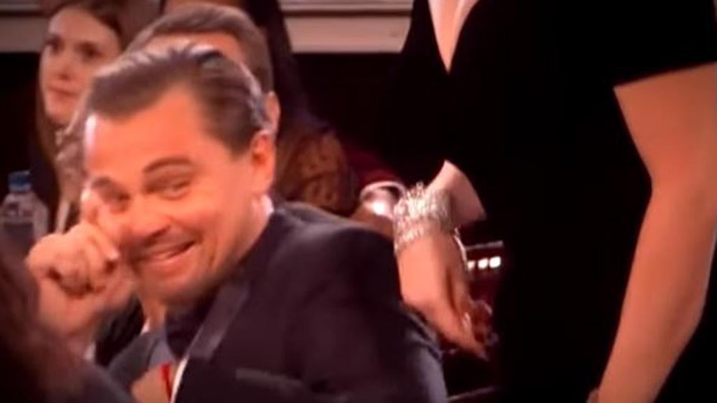Leonardo DiCaprio explains awkward moment with Lady Gaga at Golden Globes