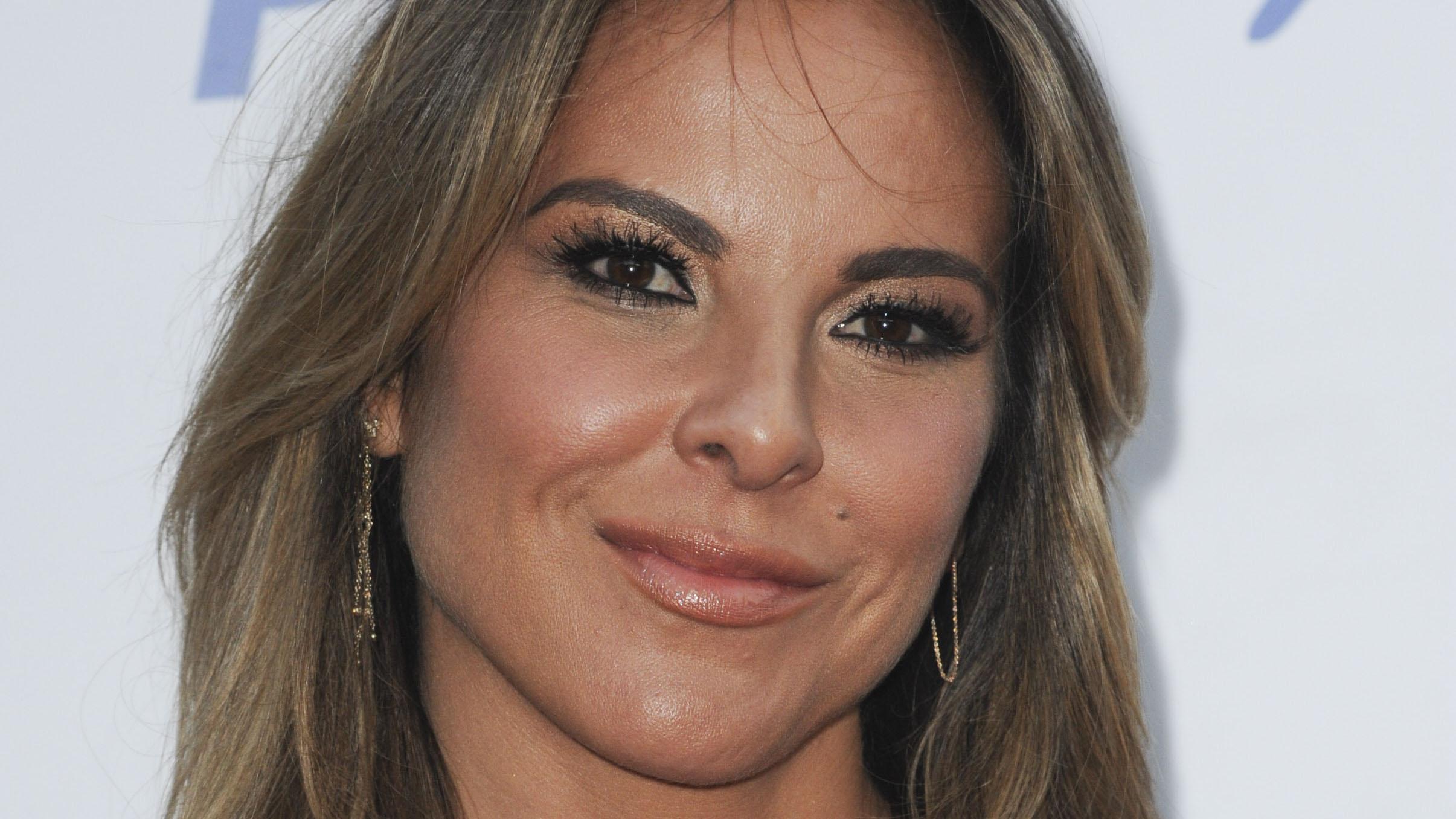 Kate del Castillo. (AAP)