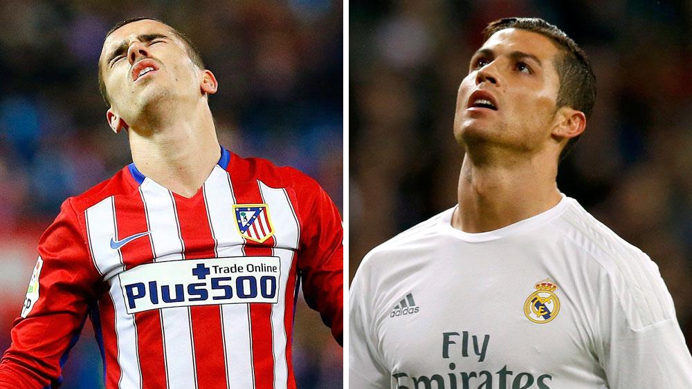 Madrid giants slugged with transfer bans