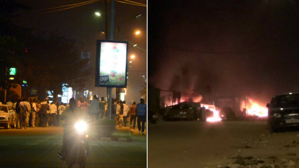 Burkina Faso has been rocked by recent unrest, including a large-scale attack on a hotel. (AF)