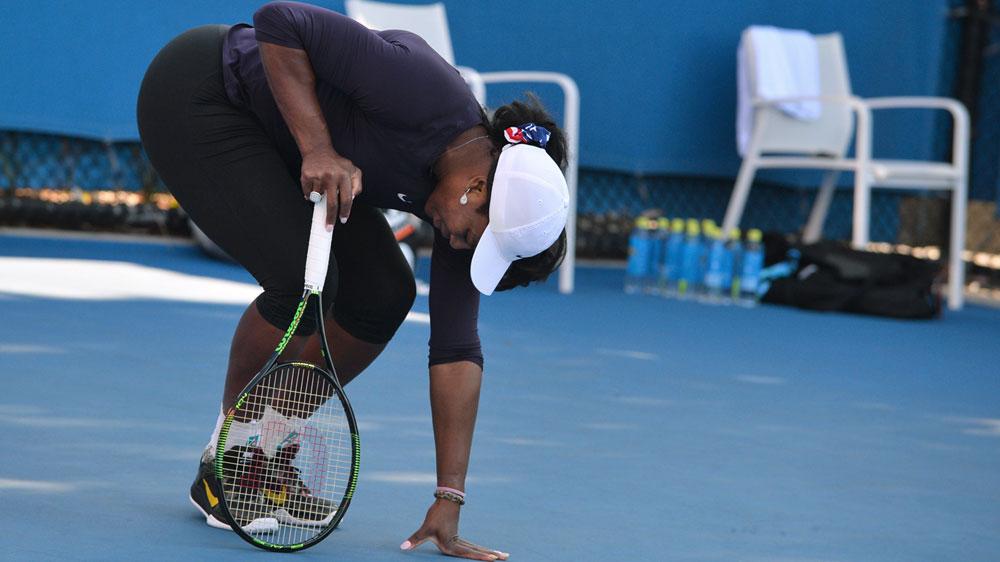 Serena Williams (AFP)