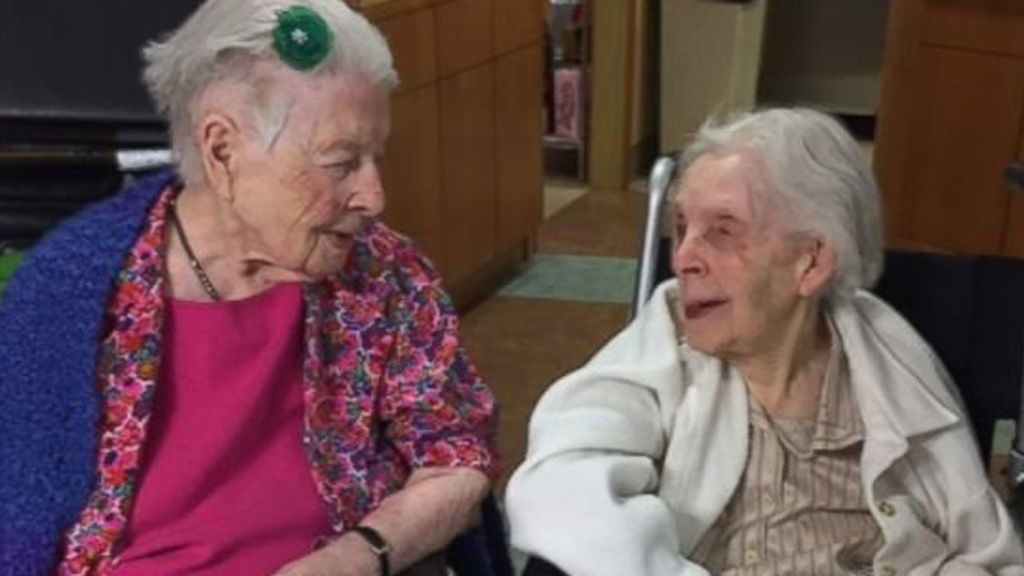 105-year-old US nun sends encouraging letters to prisoners