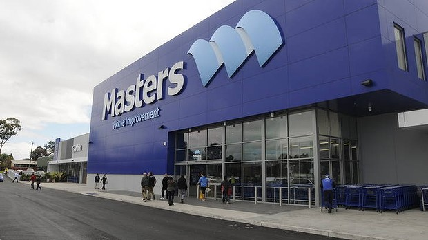 Woolworths announces plans to exit troubled Masters home improvement chain