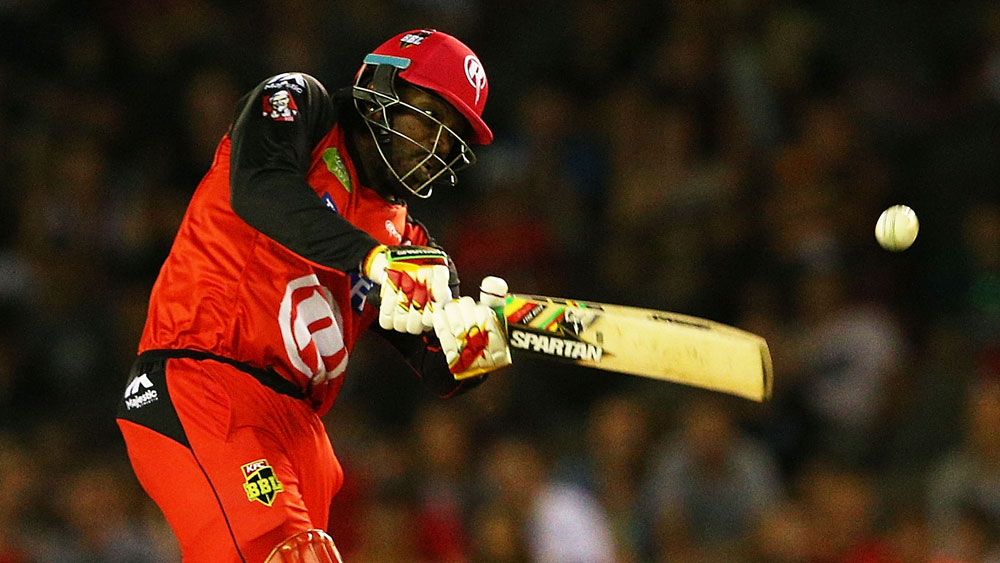 CA open to Gayle returning for Big Bash