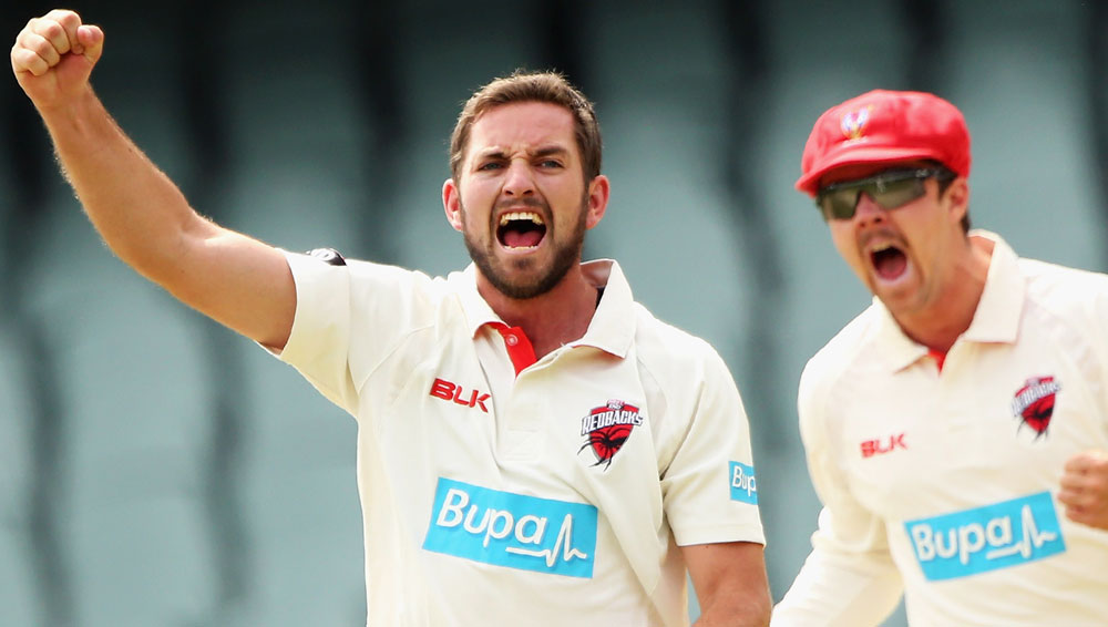 Sayers thought his Test dream was over