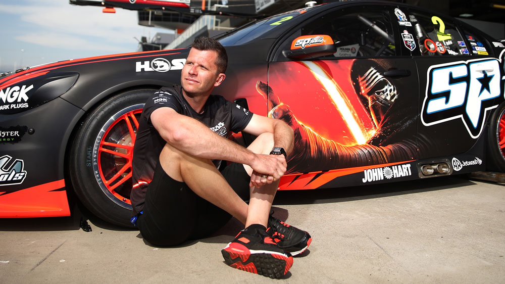 Garth Tander.(Getty)