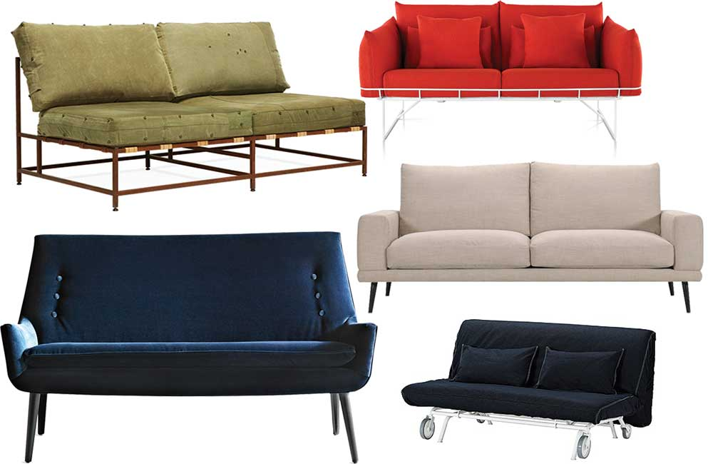 6 Couches For Small Apartments That Will Actually Fit In Furniture For Small Apartments Modern