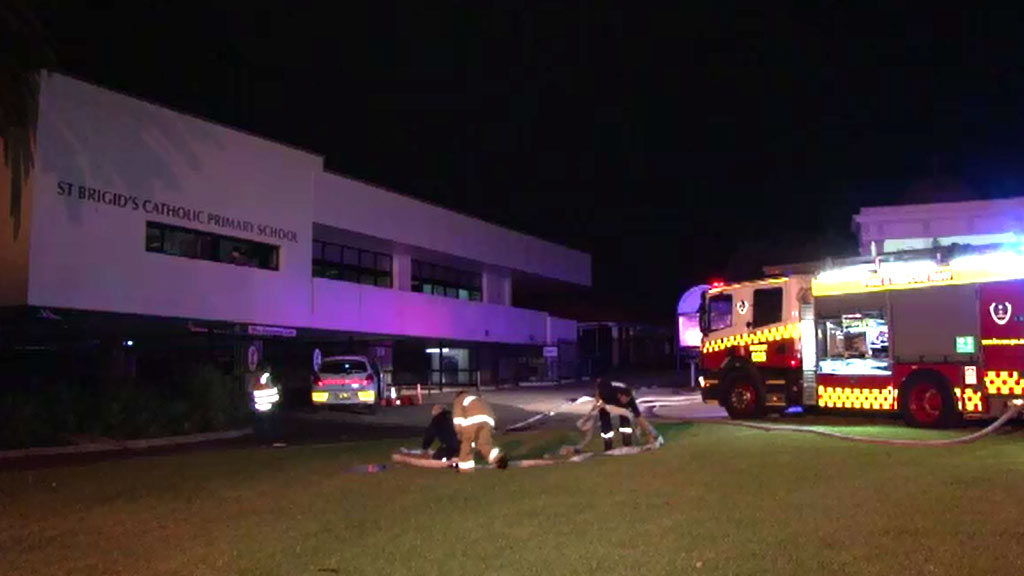 Sydney primary school damaged by fire just days before start of new school year