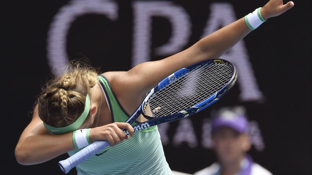 Hot Aust Open form irrelevant: Azarenka