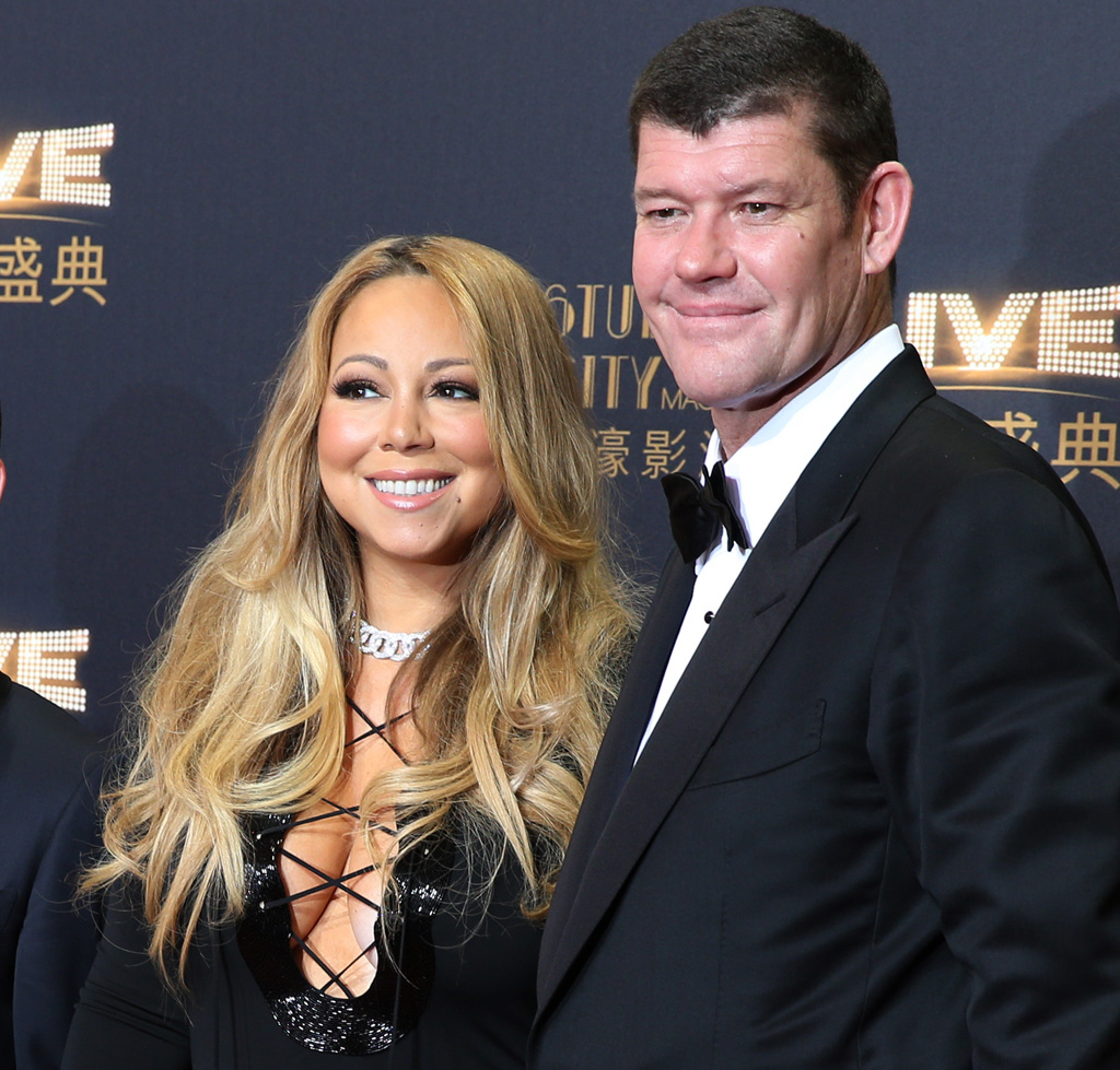 James Packer and Mariah Carey are engaged, according to US media reports
