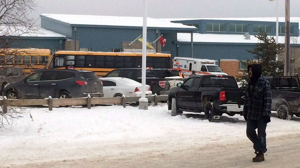 Canadian PM Justin Trudeau confirms five dead, two critically injured in Saskatchewan school shooting