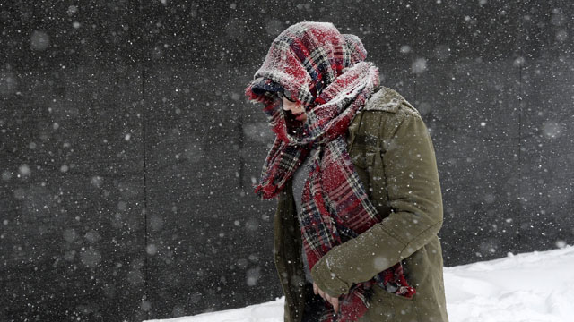 Americans brace as monster snow storm descends on US east coast (Gallery)