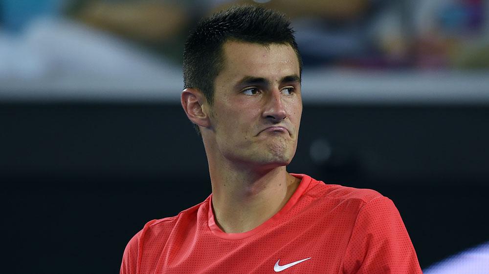 "Federer ""nowhere near"" Djokovic: Tomic"