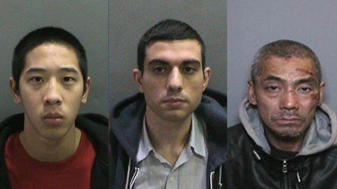 US hunts three California inmates after brazen jailbreak