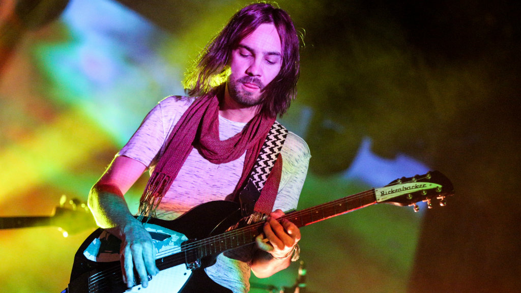 Kevin Parker, the mastermind behind Perth act Tame Impala. (AAP)