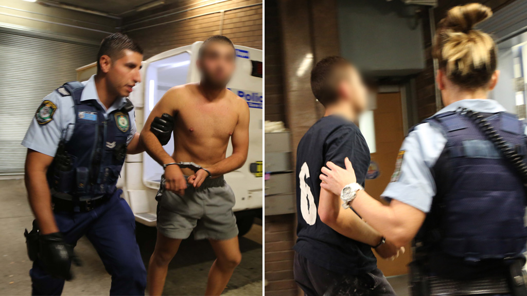 Pair arrested after man allegedly threatened, robbed at gunpoint in Sydney's west
