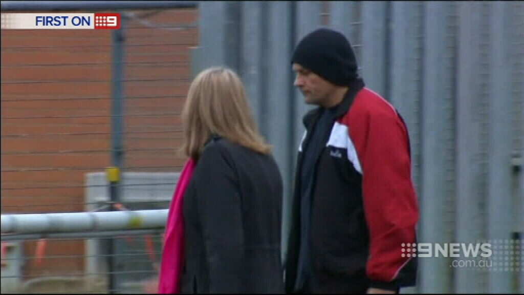 Towle returned to jail in September last year after breaching his parole. (9NEWS)