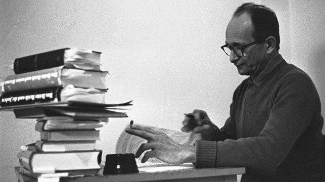 Israel releases Nazi Holocaust architect Adolf Eichmann's clemency plea