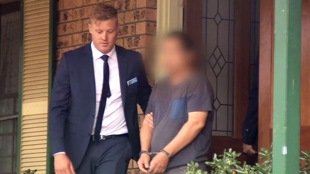 Man charged with murder over stabbing driveway death in Sydney's southwest