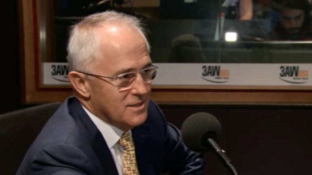 Malcolm Turnbull says federal election will be held in the 'latter part of the year'