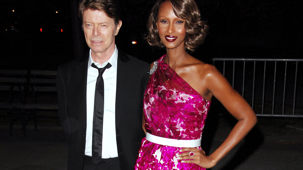David Bowie leaves fortune to wife and children